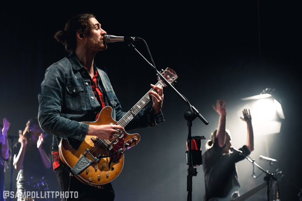 Hozier at Manchester Apollo-SamPollittPhoto