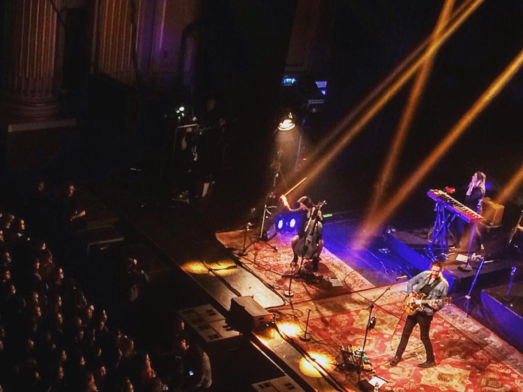 Hozier at Usher Hall, Edinburgh