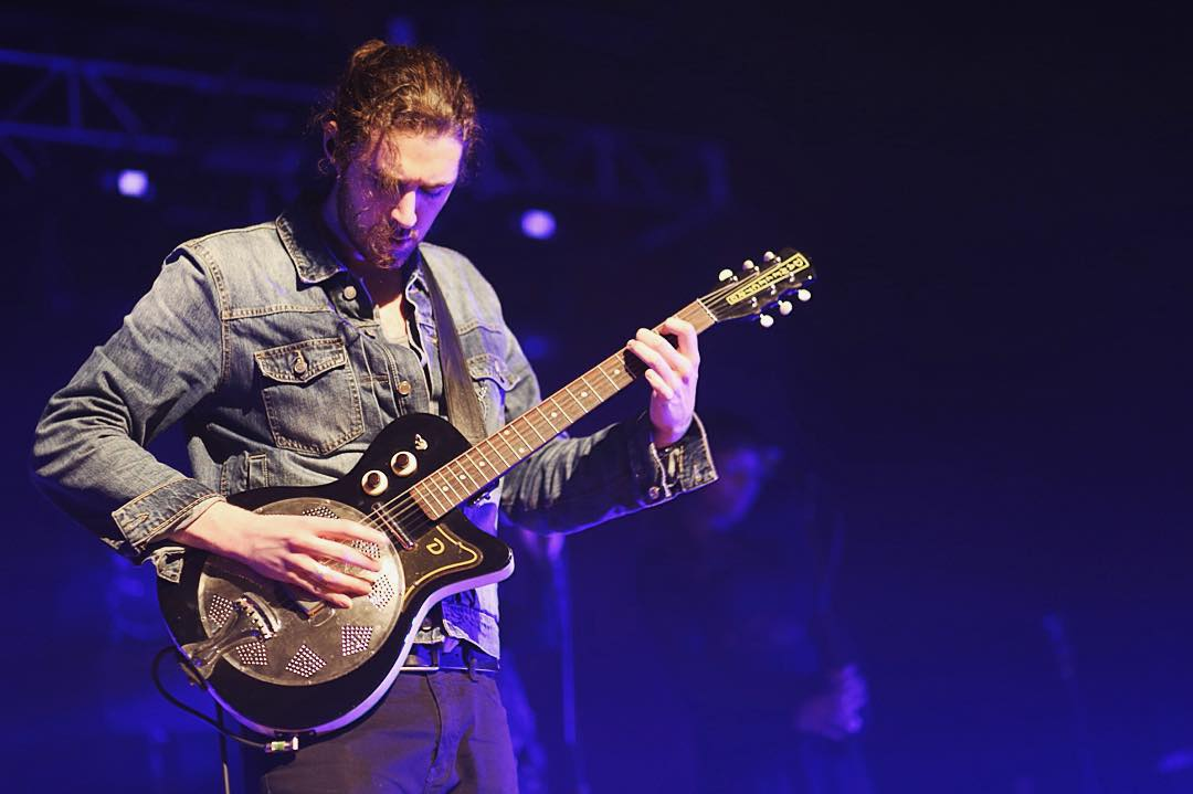 Hozier plays Sheffield on 11 January, 2016