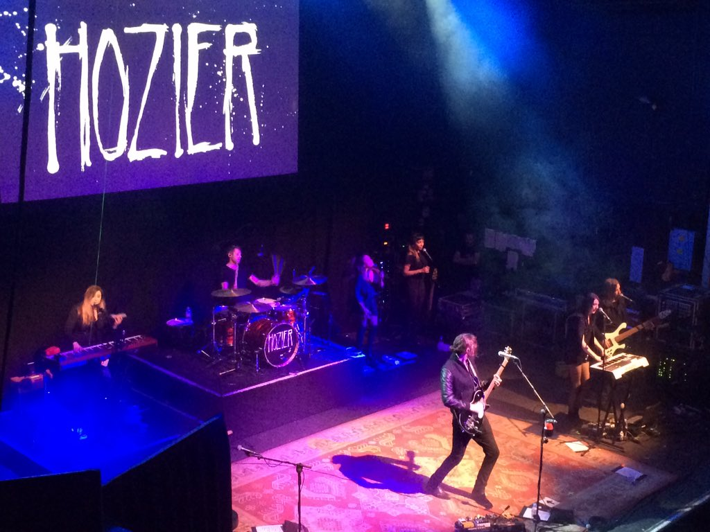 Hozier Able2UK Glasgow @gigsinscotland
