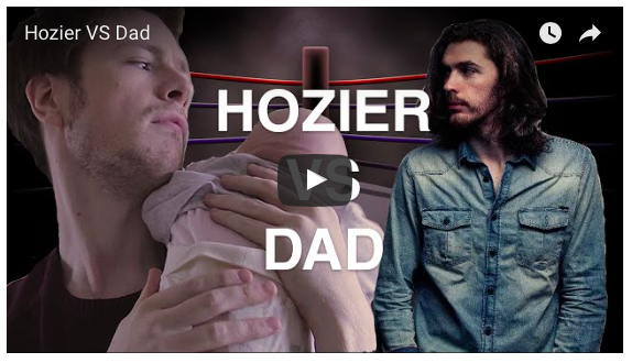 Hozier vs. Dad YouTube