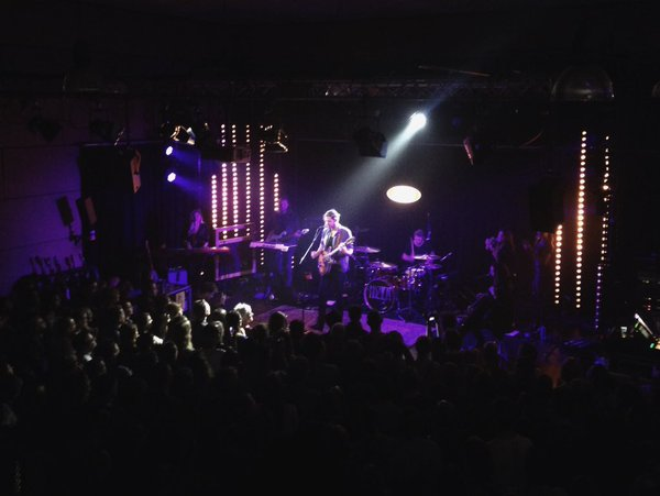Hozier plays Brussels