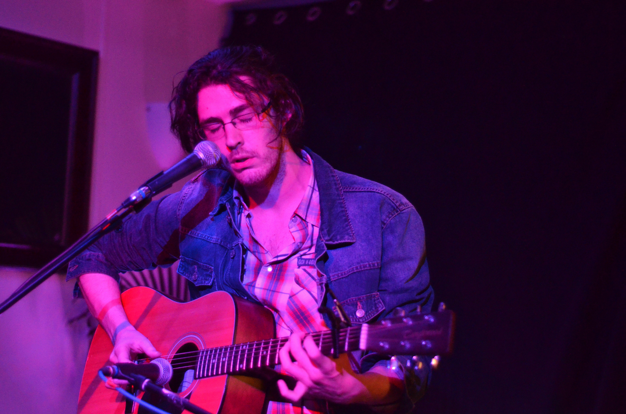 Hozier at Hot Spot Cafe