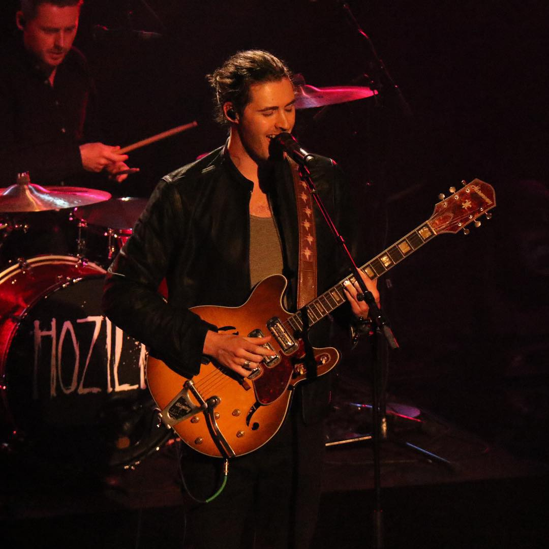 Hozier on XFactor Australia