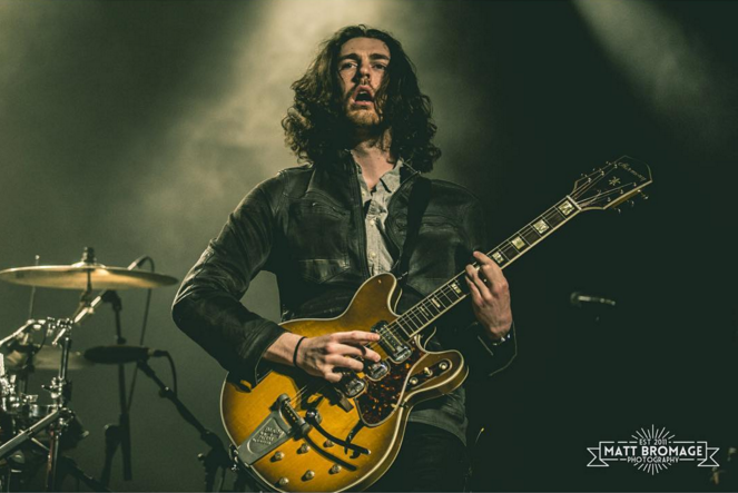 Matt_Bromage on Instagram Hozier in Birmingham