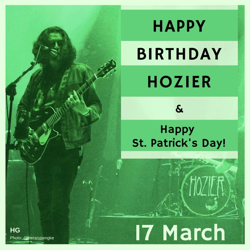 Hozier's Birthday