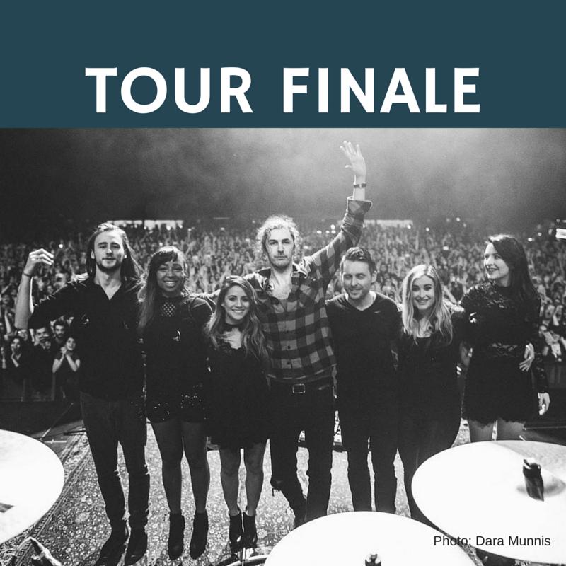 Hozier Tour Finale