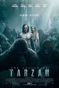 Legend of Tarzan poster