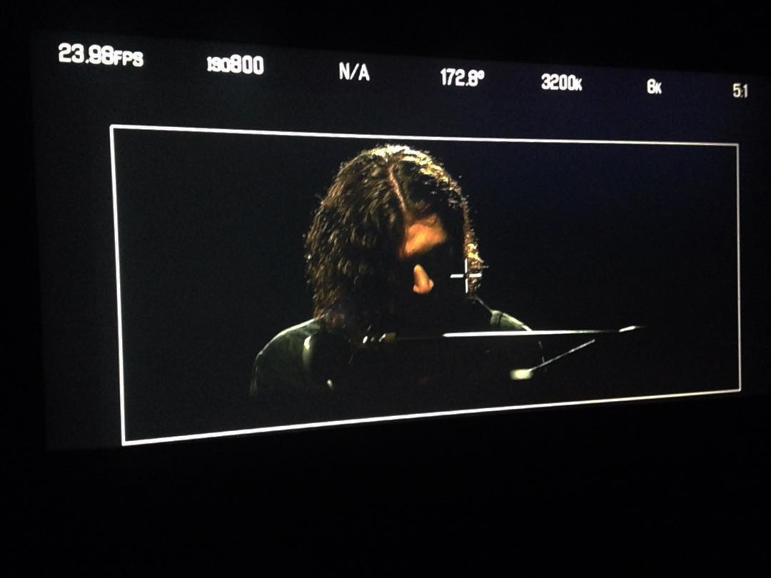 Hozier filming Better Love
