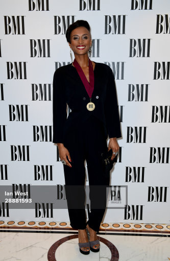 Loah at BMI London Awards