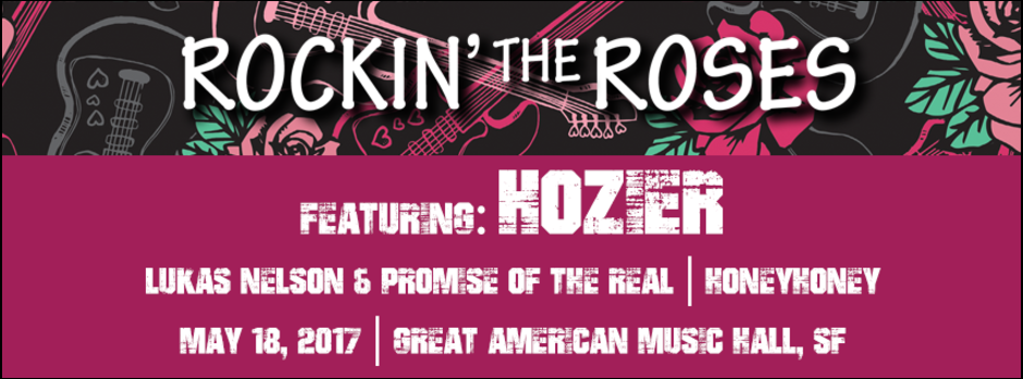 Bread and Roses Fundraiser with Hozier