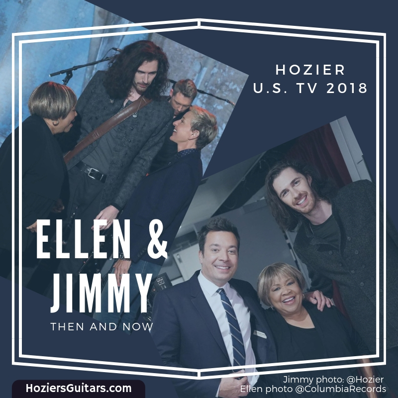 Hozier US TV
