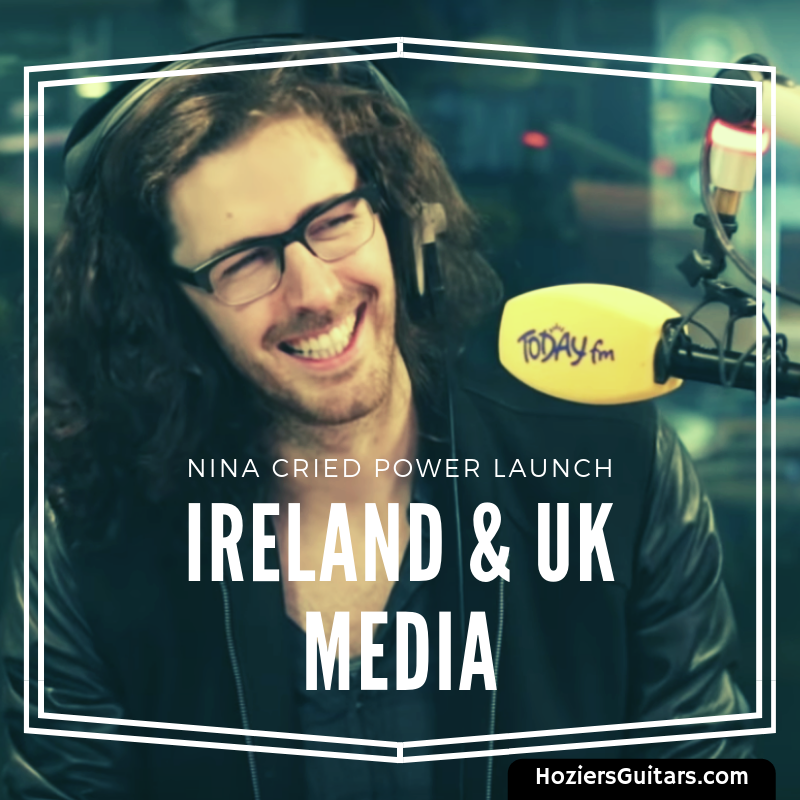 Hozier Ireland and UK Media