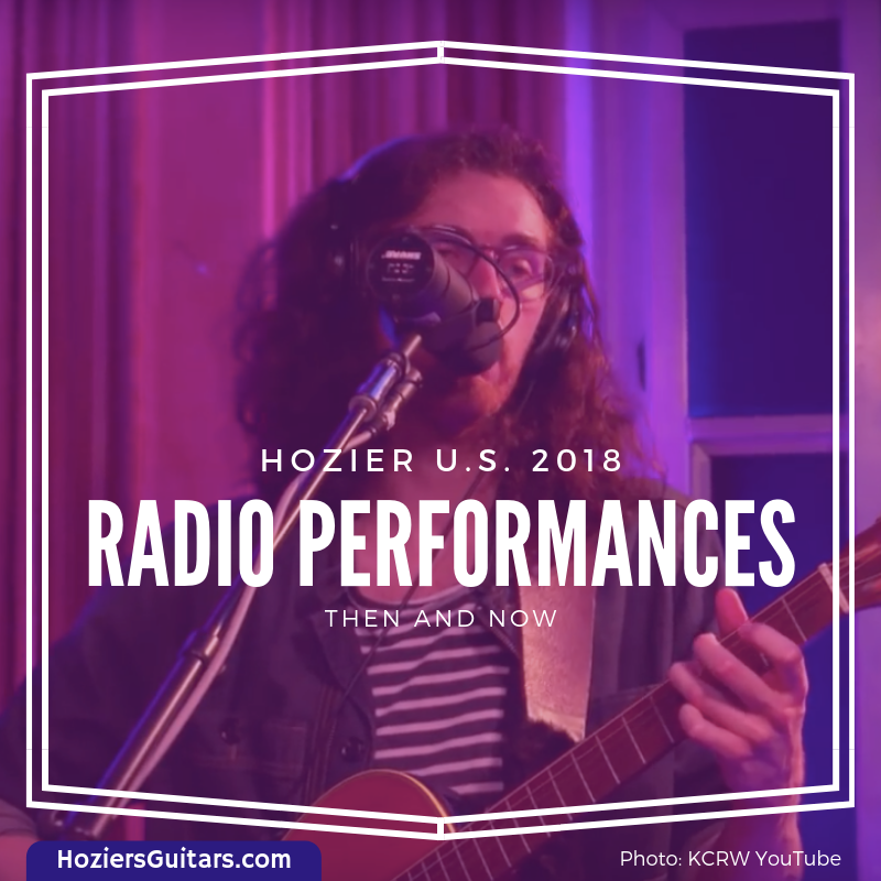 Hozier Radio Performances