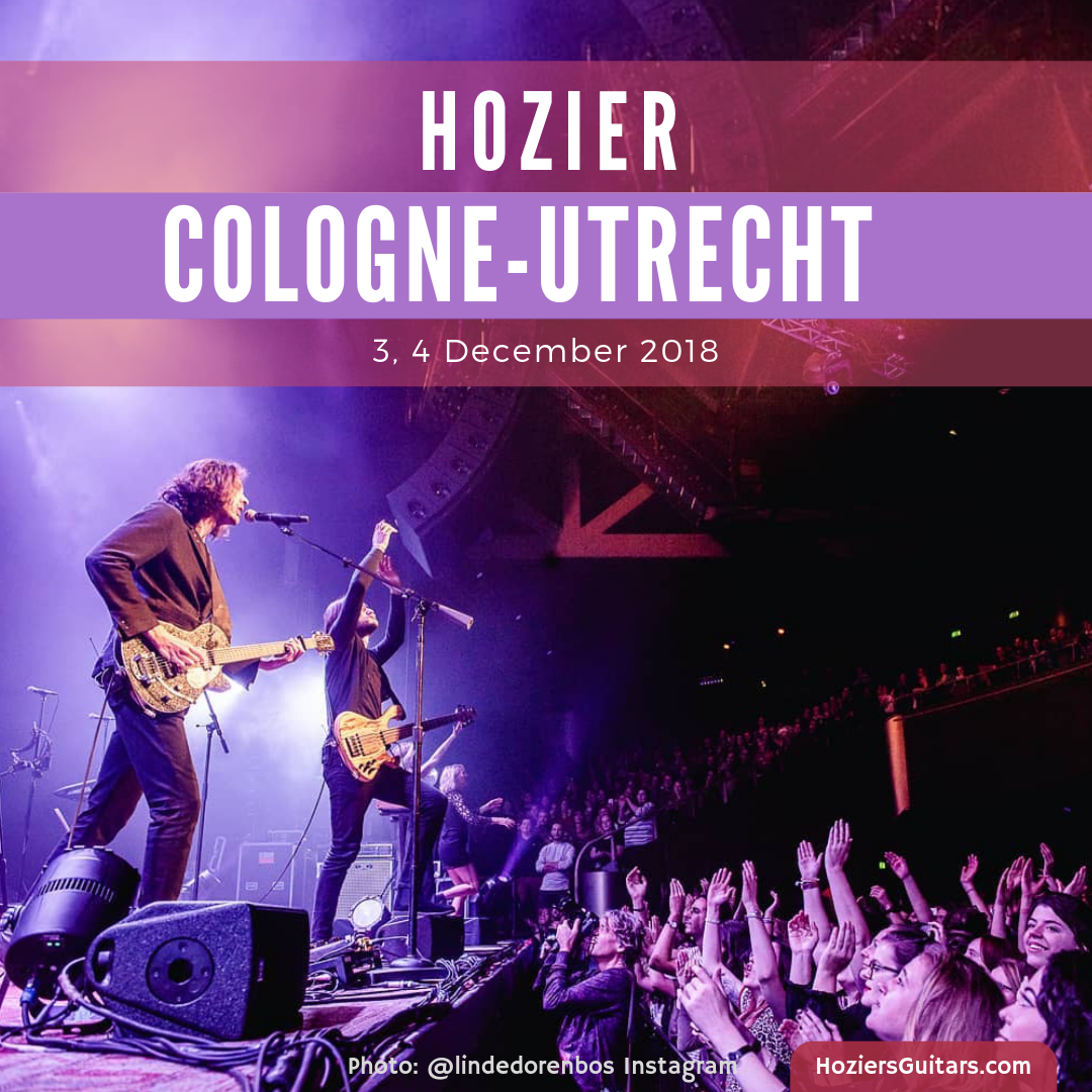 Hozier Cologne-Utrecht