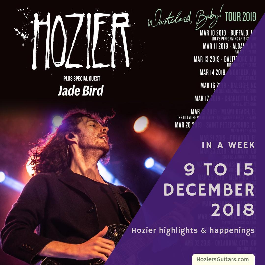 In A Week 9-15 December 2018
