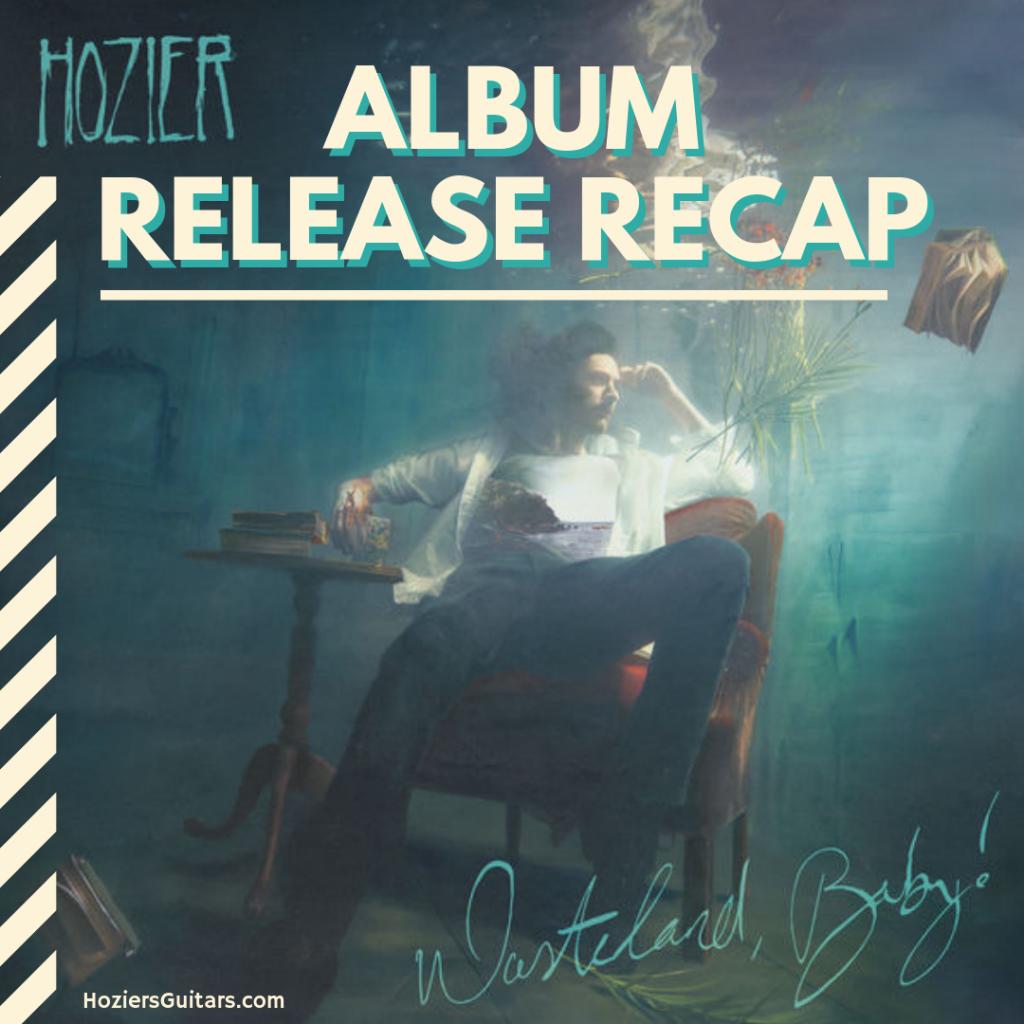 Wasteland Baby Album Release Recap